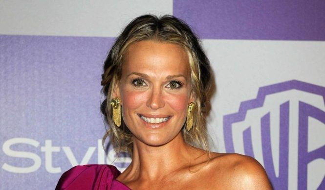 molly sims golden globes 2010 after party