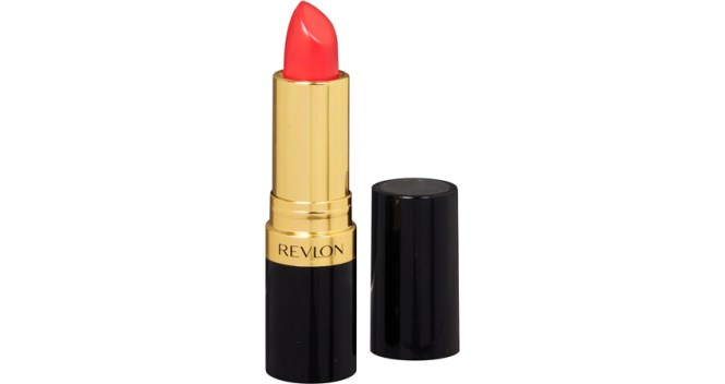 Revlon Super Lustrous Lipstick in Rich Girl Red