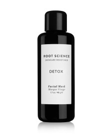 Root Science Detox Face Mask New Luxury Vegan Brands Changing Skincare