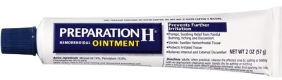 Preparation H to Minimize Under Eye Circles Old Wives' Tales