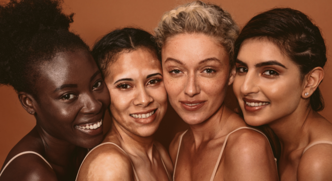 Women of Color Diversity Power of Melanin