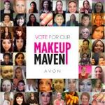 What is an Avon Makeup Maven?