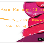 Avon Earnings Chart 2017 – How much do you make selling Avon?