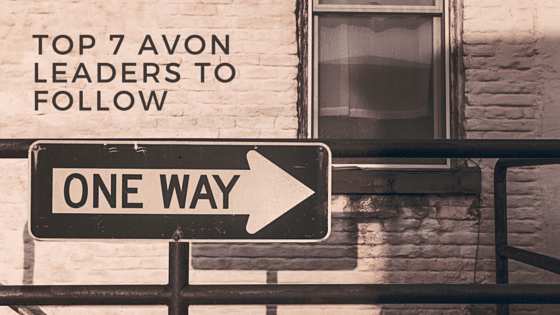 Top 7 Avon Leaders to Follow