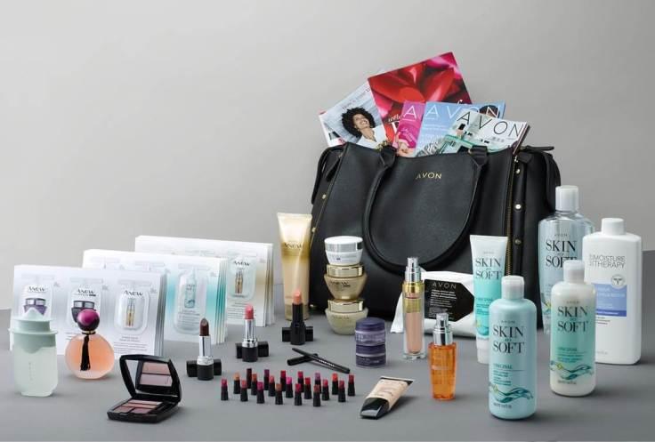 Avon Premium Starter Kit 2018
