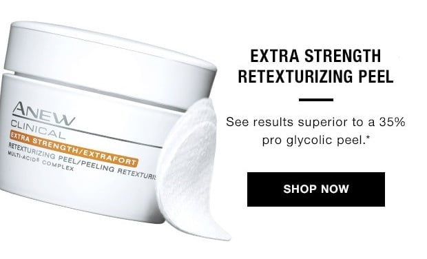 40 Off Anew Skin Care - Extra Strength Retexturizing Reel