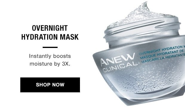 40 Off Anew Skin Care - Overnight Hydration Mask