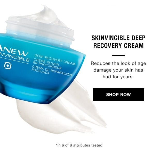 40 Off Anew Skin Care - Skinvincible Deep Recovery Cream