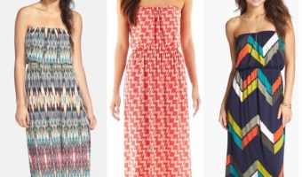 My Favorite Maxi Dresses – Especially for Petites