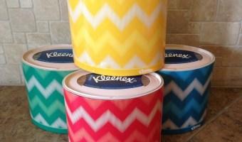 My 10 Dorm Room Essentials with Kleenex