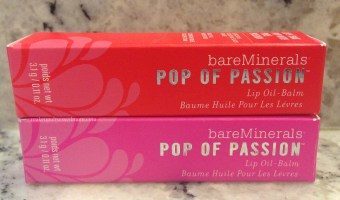 Bare Minerals Pop of Passion
