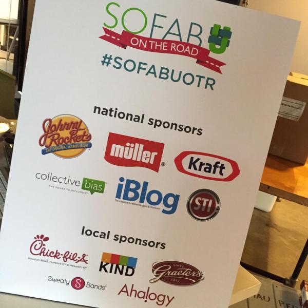 SoFabUOTR, social fabric blog conferesnce