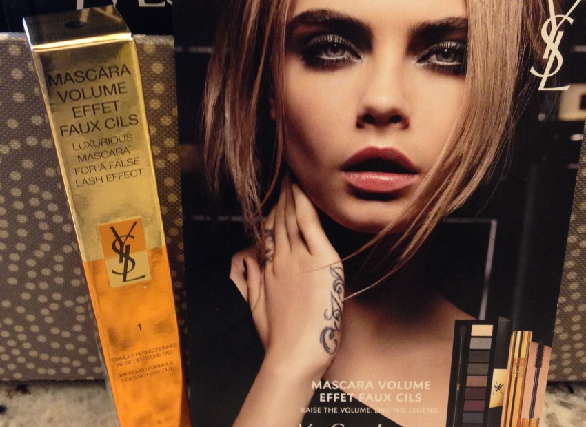 554ab2abb2d YSL MASCARA VOLUME EFFET FAUX CILS - The Makeup Obsessed Mom