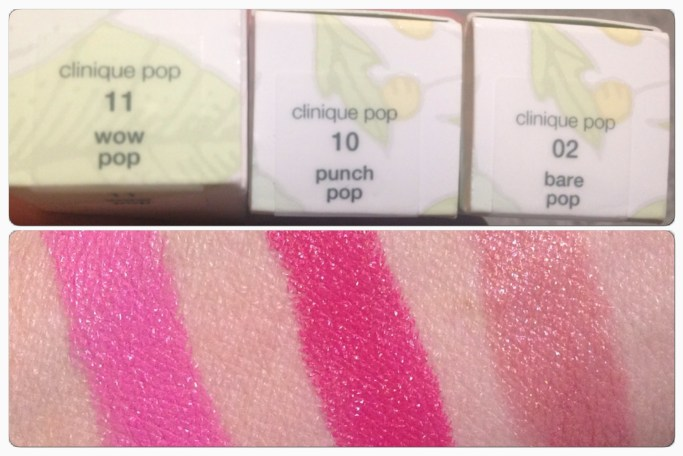 Clinique pop lipstick review
