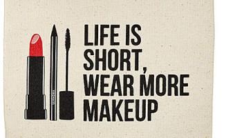 Breakups to Makeup bags