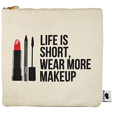 Breakups to Makeup bag