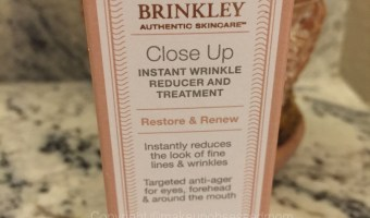 Close Up Instant Wrinkle Reducer