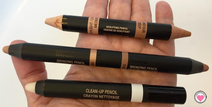 Nudestix pencils