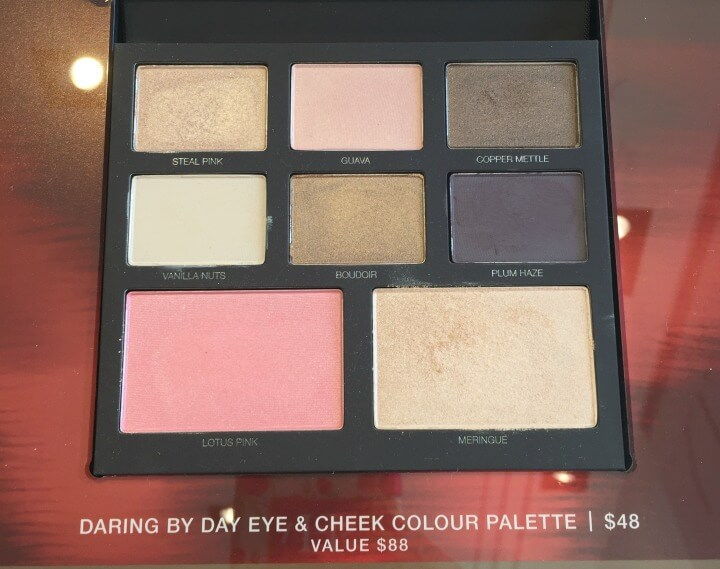 eye and cheek palette