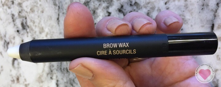 Nudestix brow wax