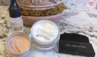 No Worries, No Sweat Foundation Review