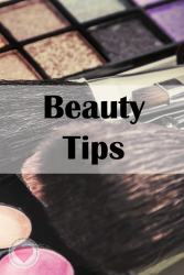 beauty tips by beauty bloggers