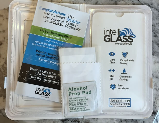 intelliglass-contents