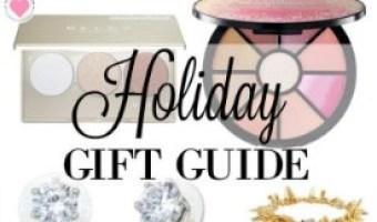 Ladies Holiday Gift Guide 2015