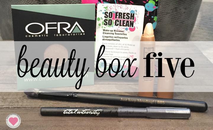 December Beauty Box 5 subscription