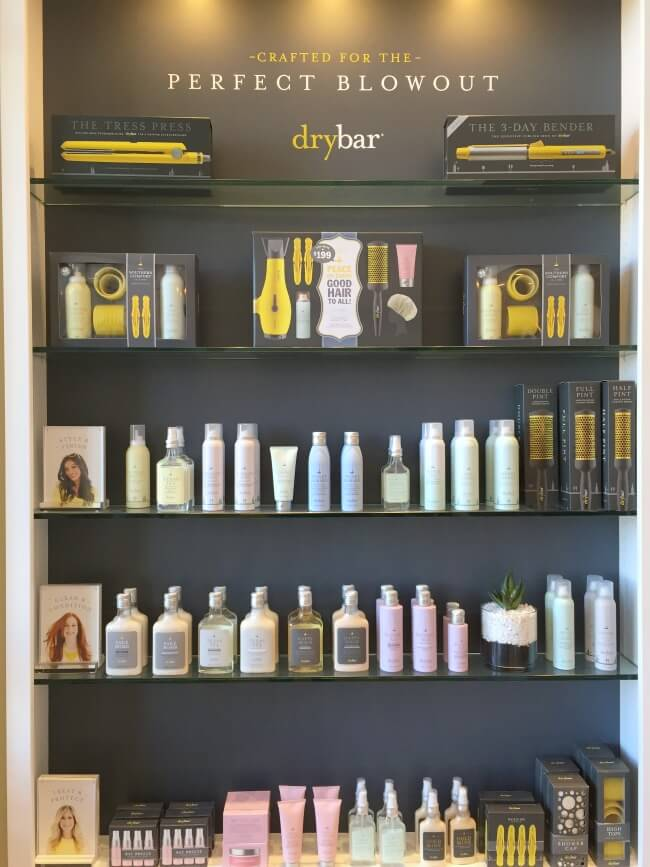 drybar products