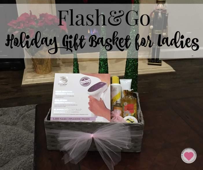 Flash&Go gift basket
