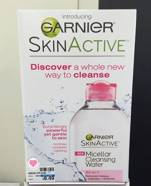 Garnier skin active micellar waters