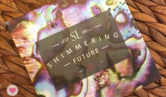 Shimmering Makeup for the Holidays
