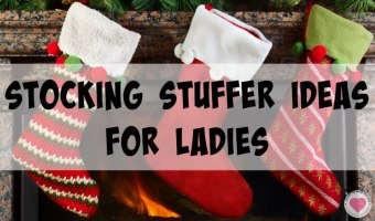 Stocking Stuffer Ideas for Ladies