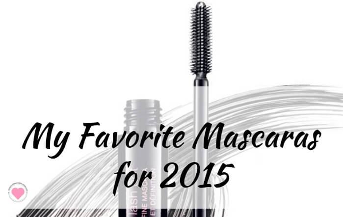 2015 favorite mascara