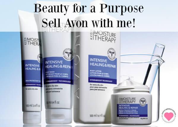 become and Avon representative