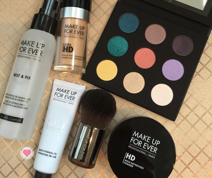 Make Up For Ever Artist Palette