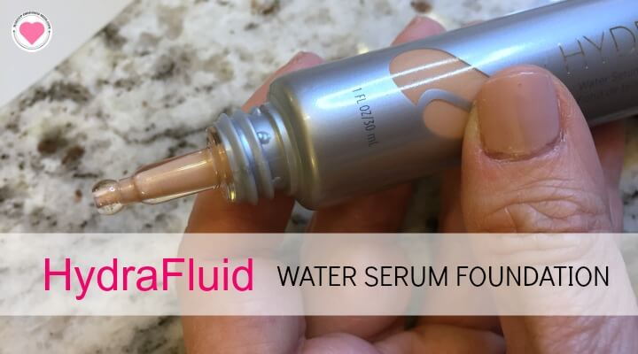 Pur Water Serum Foundation