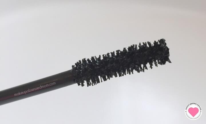 fully charged mascara wand