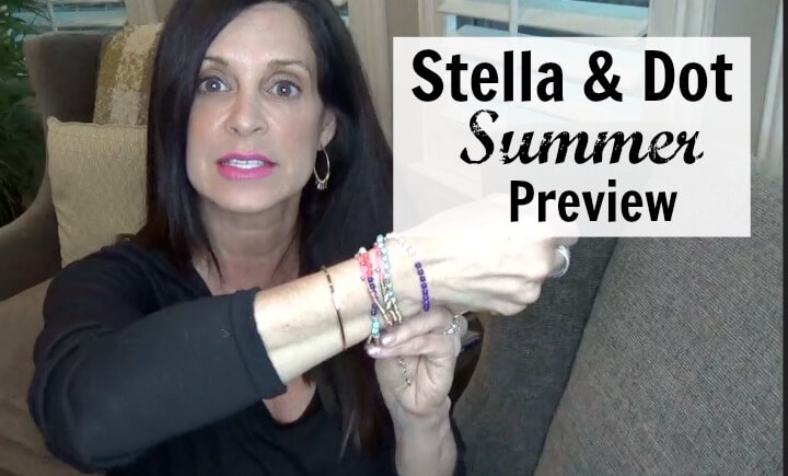 Stella & Dot Summer Collection