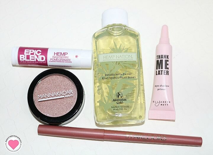 February beauty box 5