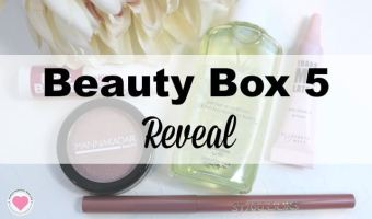 Beauty Box 5 Reveal