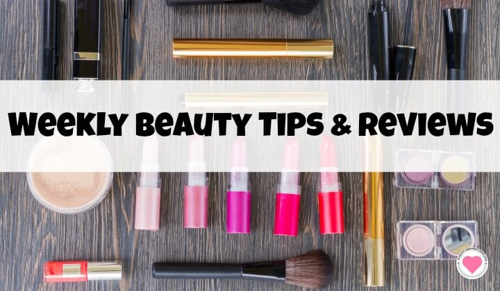 weekly beauty tips