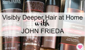 Get Deeper Darker Hair at Home