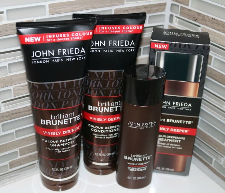 John Frieda Visibly Deeper