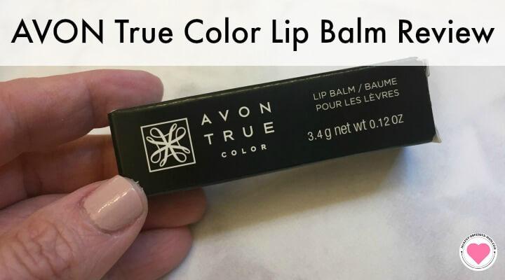 Avon True Color Lip Balm Review