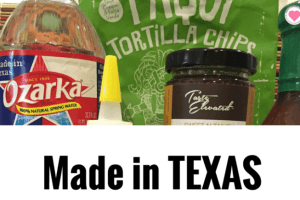 products made in Texas