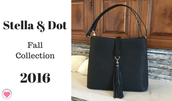 Stella & Dot Hayes handbag