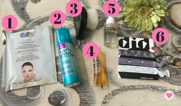August beauty subscription box