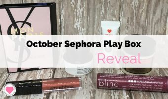 Sephora Play Box Reveal